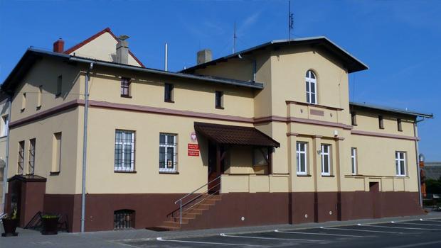 Otwarcie drogi w miejscowości Dębionka
