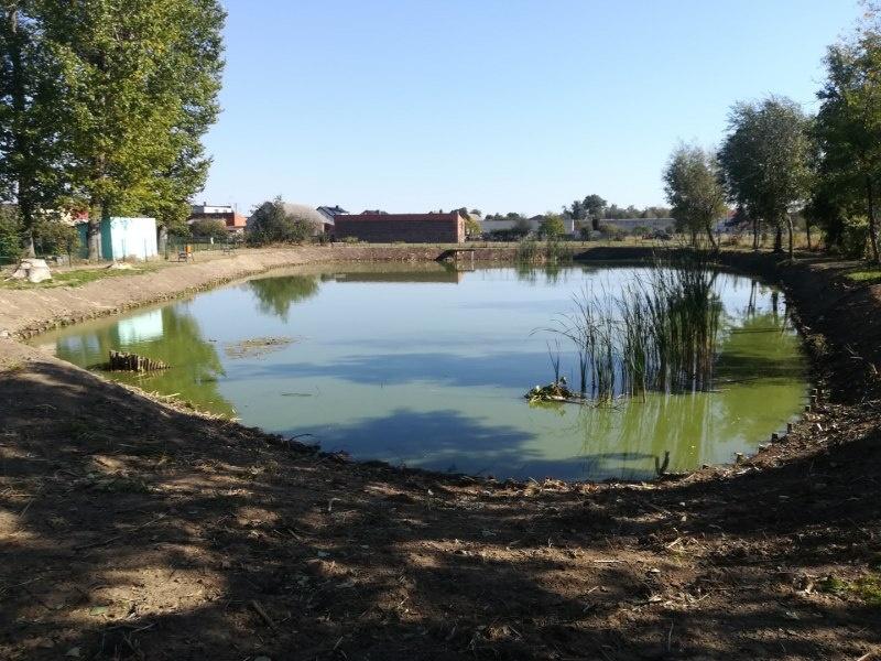 Poprawa stosunków wodnych na terenie Gminy Pakosław