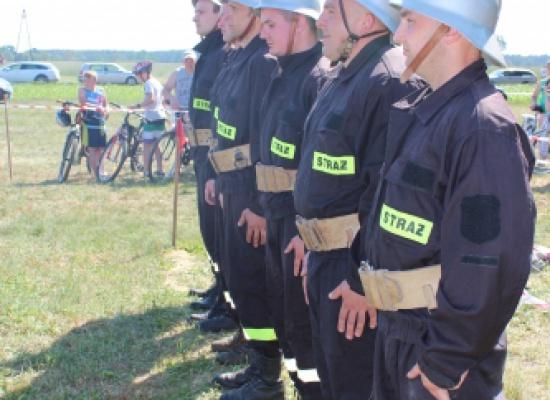 Gminne Zawody Sportowo-Pożarnicze w Sworowie - 5 czerwca 2016r.