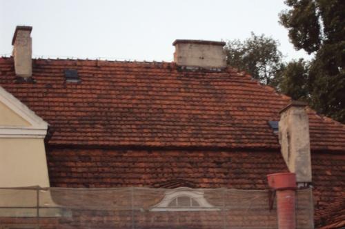 Nowy dach na szkole w Pakosławiu