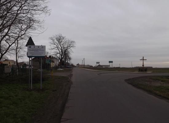 Przebudowa drogi Golejewko – Ostrobudki