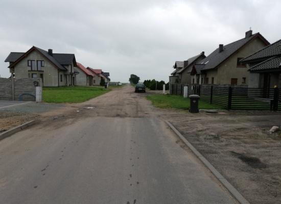"""Budowa """"ul. Niemarzyńskiej"""" w Chojnie"""