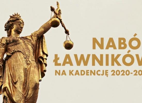 NABÓR NA ŁAWNIKA - kadencja 2020 - 2023