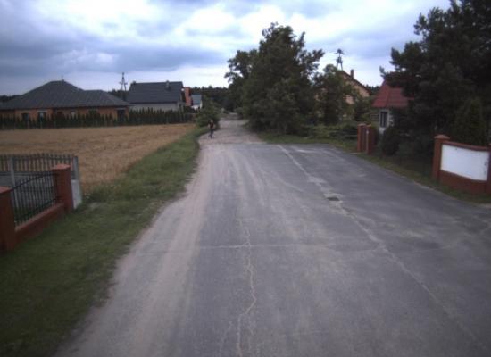 Budowa części ul. Leśnej oraz części ul. Podgórze w Pakosławiu.
