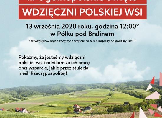 III Ogólnopolskie Święto Wdzięczni Polskiej Wsi